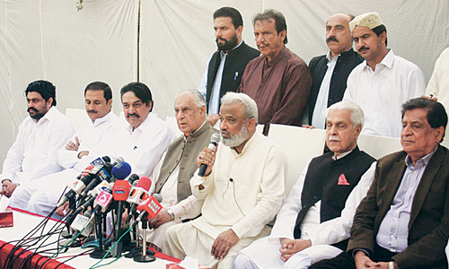 Move to unite Muslim League factions on Sindh issues