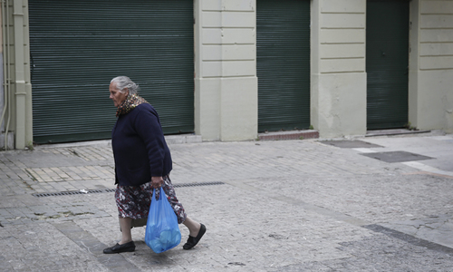 Greece gears up for final bailout audit
