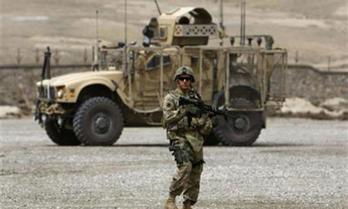 Two US soldiers killed in Kabul