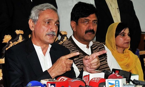 Tareen says his family paid 70pc of jet expenses