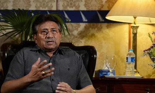 Western democracy cannot be enforced on Pakistan: Musharraf