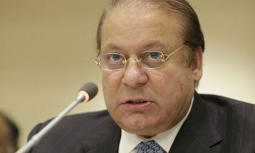 My vision for the region is a dispute-free South Asia: PM Nawaz