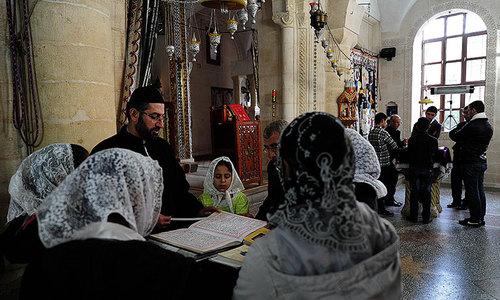 Turkey's remaining Assyrian Christians dream of better times