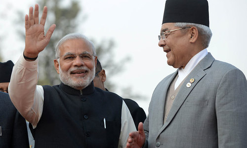 As Saarc summit begins: All eyes on Modi