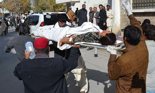 Polio workers boycott campaign in Balochistan as 4 workers gunned down.