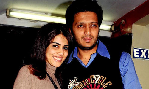 Riteish Deshmukh, Genelia D'Souza welcome baby boy