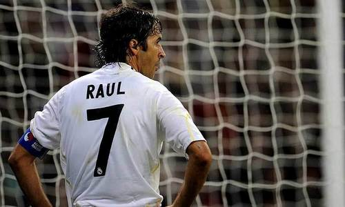 Before Messi, there was Raul