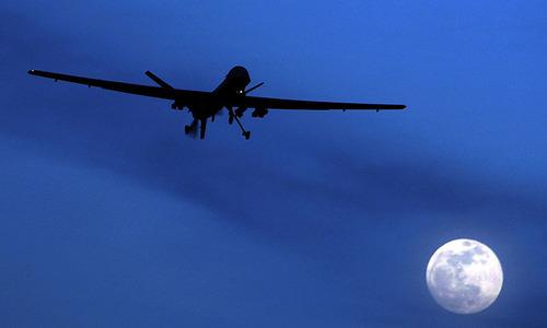 ''امریکی ڈرون حملوں کا کوئی'اصل ہدف'نہیں ہے''