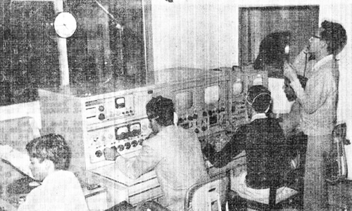 50 years ago today: Pakistan launches first TV channel