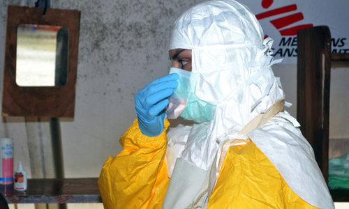 No Ebola virus affectee in Pakistan: NA informed