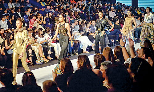 FPW picks up pace on second day