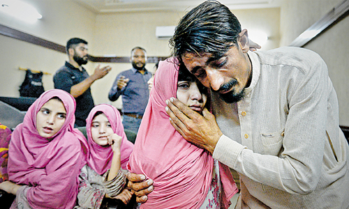 26 madressah girls kept at house to settle loan dispute recovered