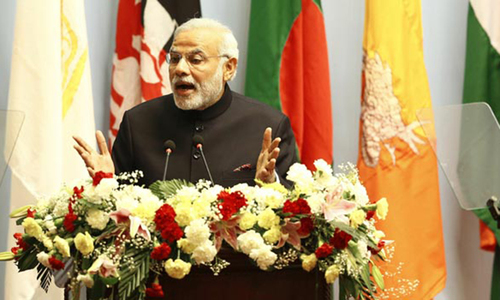 India will lead drive to increase regional trade, says Modi