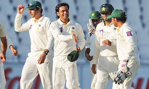 Comment : Pakistan determined not to let opportunity slip