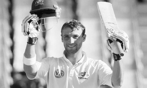 Twitter reactions: RIP Phillip Hughes (1988-2014)