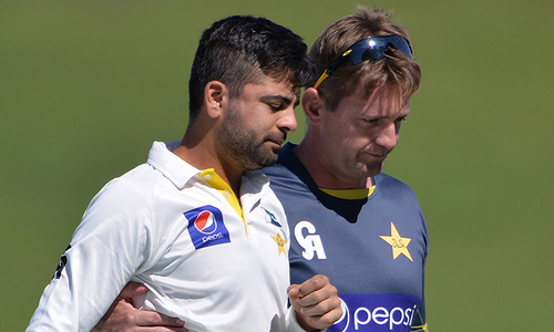 Fractured cheekbone lucky escape from bouncer: Shehzad