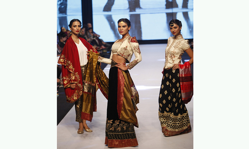 Fashion Pakistan Week in Karachi: Day 2