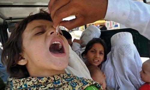 Govt starts polio campaign in North Waziristan