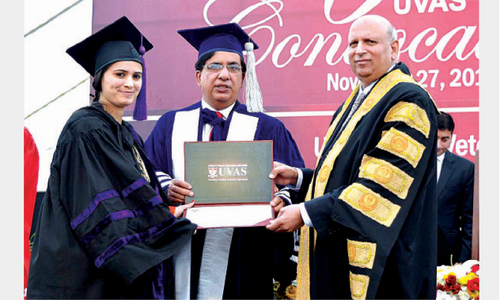 Sarwar urges universities to accept new challenges