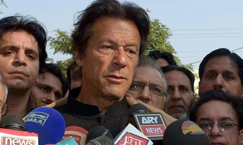 Imran calls protest 'final round for change'