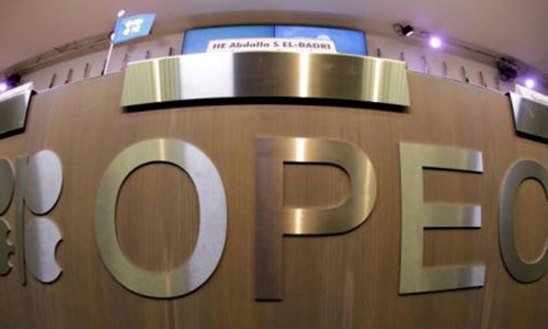 Opec holds oil output level