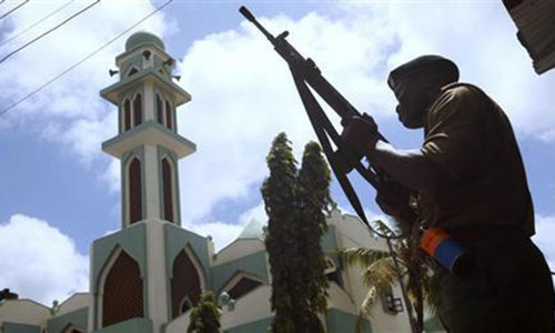 Kenya police allow mosques to reopen in port city