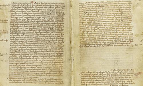 Magna Carta story illuminated by discovery of mediaeval poem