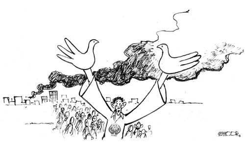 Cartoon: 29 November, 2014