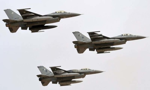 11 killed  in Tirah  air attack