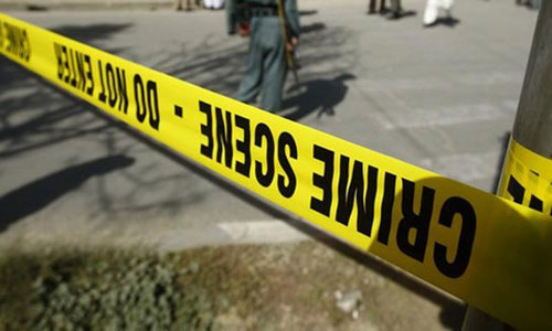 Two Muttahida men shot dead
