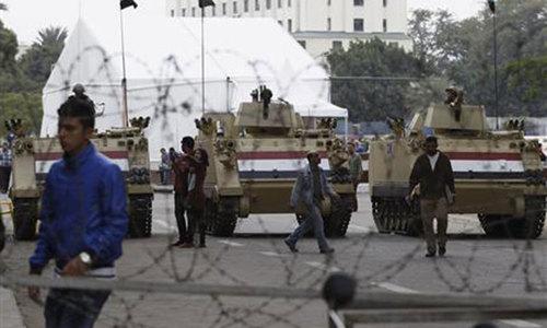 Gunmen shoot dead army general in Cairo