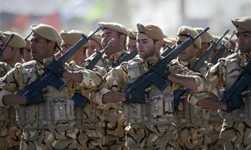 Iranian commander led anti-jihadist drive: Hezbollah