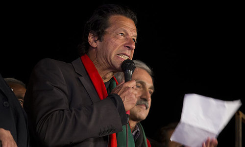 NA-122 alleged rigging: Election tribunal summons Imran Khan