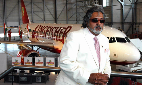 Indian govt rejects reappointment of Mallya as Kingfisher Airlines chief