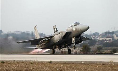 Syria accuses Israel of bombing Damascus airport
