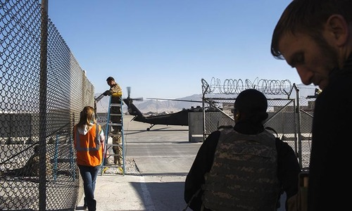 US closes Bagram prison, says it has no more detainees in Afghanistan