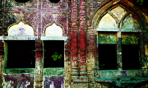 Rawalpindi's dilapidated Shamshan Ghat
