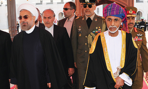 Sultan's absence raises worries over Oman succession