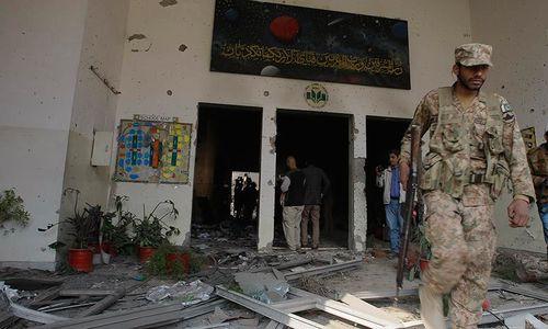 Umar Mansoor mastermind of Peshawar school attack: TTP