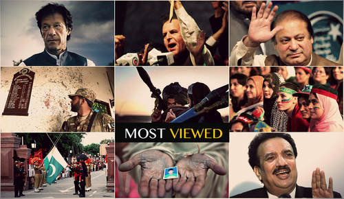 Top 10: The most viewed videos of 2014