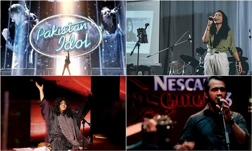 2014: Pakistan's year of music idols, festivals and indie bands