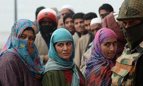 Kashmir's verdict