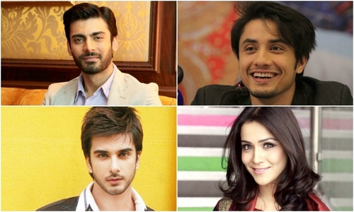 2014: When Lollywood met Bollywood