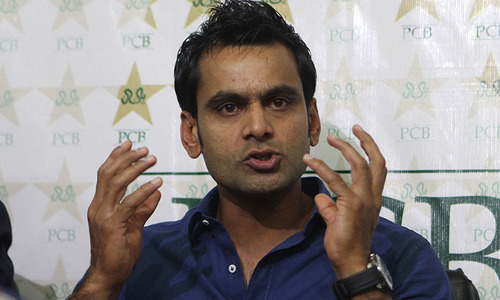 Hafeez flies to India for bowling action test
