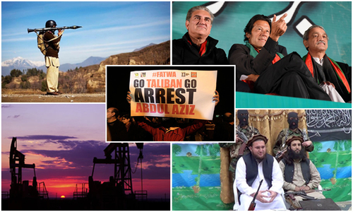 7 news stories that will shape Pakistan in 2015