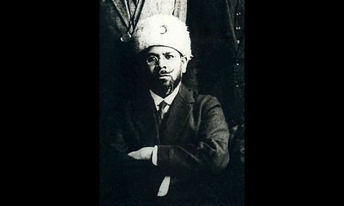 essay on maulana muhammad ali johar in urdu