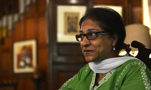 Asma says 21st amendment suicide attack on parliament
