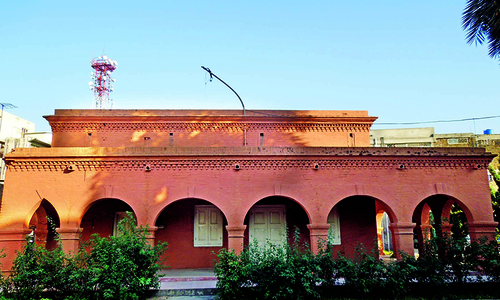 For the lost Parsis of Pindi, a final resting place