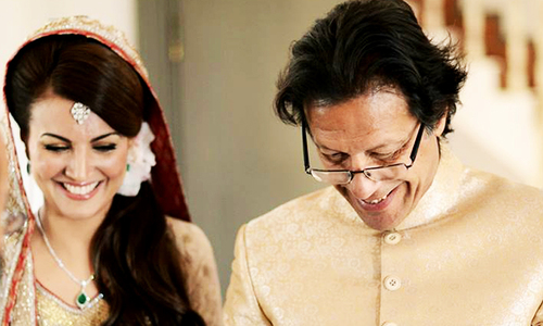 Imran and Reham: 2015's defining wedding shoot