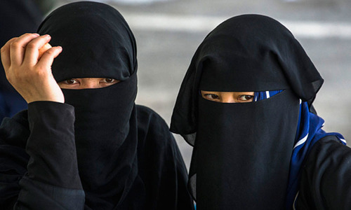 Burqa banned in China's Xinjiang
